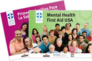 Take A Course Mental Health First Aid