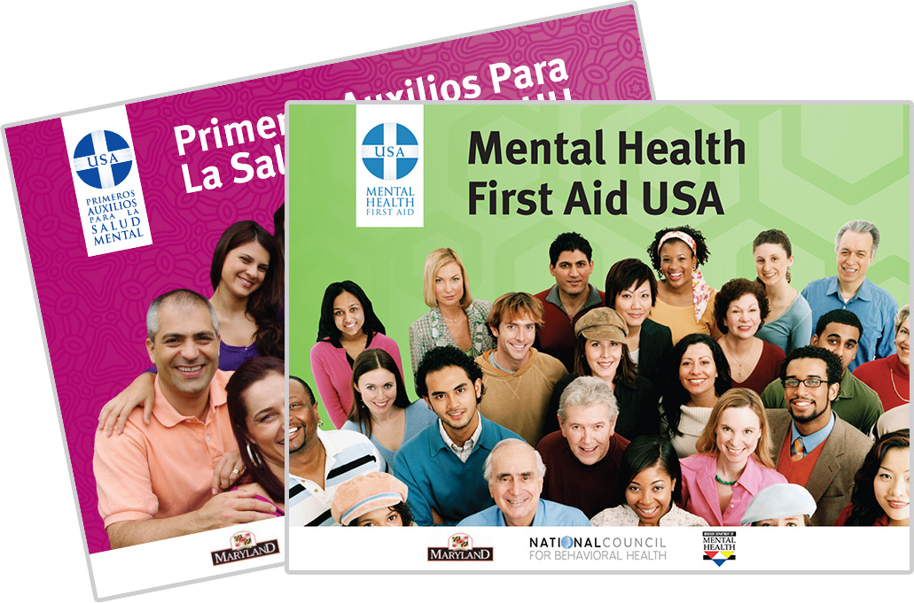 Course Types Mental Health First Aid