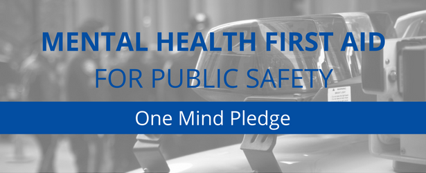 one mind pledge